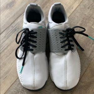 Adidas adicross golf shoes, worn once, like new
